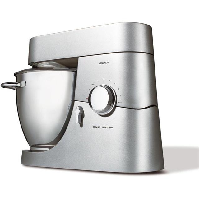 Køkkenmaskine test - Kenwoord Major Titanium KM020
